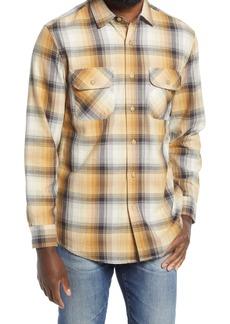 Pendleton Beach Shack Plaid Button-Up Shirt