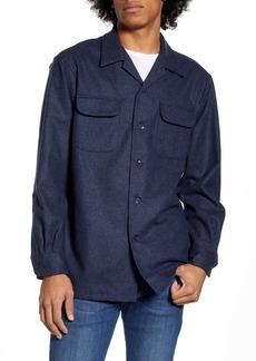 Pendleton Board Regular Fit Wool Shirt Jacket