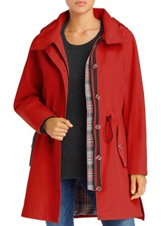 Pendleton Bodega Bay Hooded Trench Coat