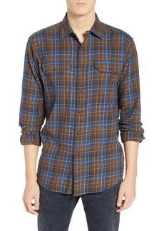 Pendleton Bridger Plaid Twill Shirt