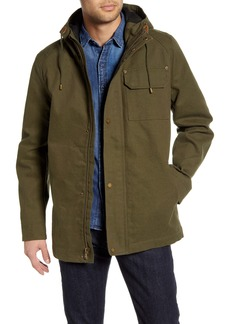 Pendleton Cascade Water Repellent Cotton Raincoat