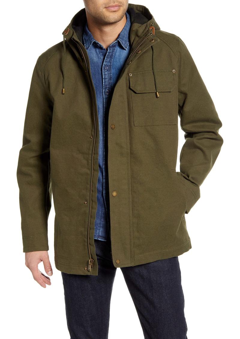 Pendleton Cascade Water Repellent Cotton Raincoat