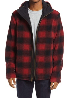 Pendleton Deschutes Fleece Zip-Up Hooded Jacket