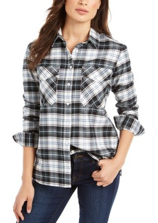 Pendleton Elbow-Patch Flannel Shirt