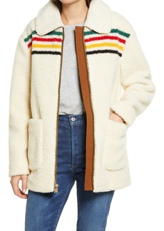 Pendleton Glacier Sunset Fleece Coat