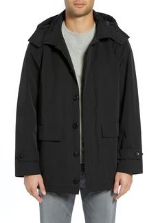 Pendleton Harbor Cloth Seattle Raincoat