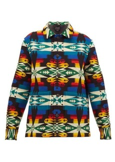 Pendleton Harding wool-blend jacket