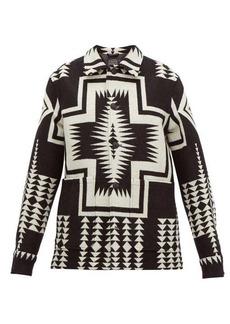 Pendleton Harding wool-blend jacket
