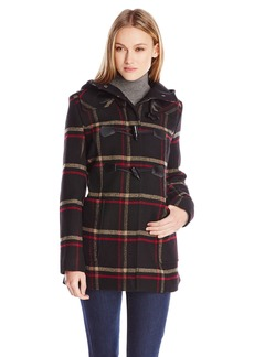 Pendleton Heritage Women's Wool Duffle Coat with Hood