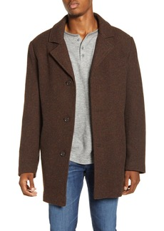 Pendleton Iconic Manhattan Mélange Wool Blend Coat