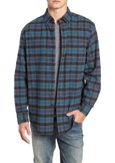 Pendleton Lister Plaid Flannel Shirt