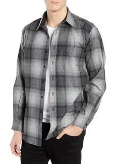 Pendleton Lodge Wool Flannel Shirt