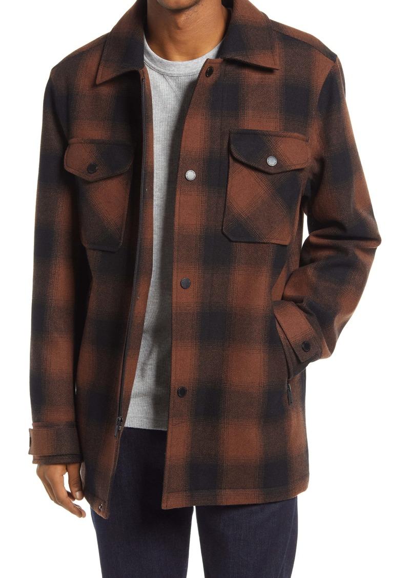 Pendleton Pendleton Longmont Waterproof Jacket Outerwear [ 1127 x 800 Pixel ]