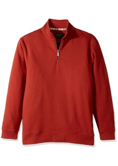 Pendleton Men's Alsea 1/4 Zip Fleece Sweatshirt  SM
