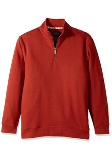 Pendleton Men's Alsea 1/4 Zip Fleece Sweatshirt  SM