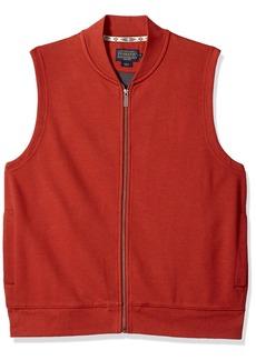 Pendleton Men's Alsea Zip Front Vest  LG