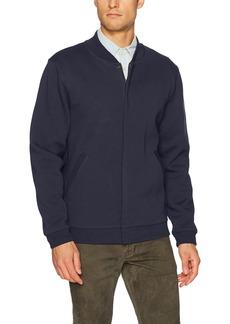 Pendleton Men's Baseball Jacket In Knit Jacquard  MD