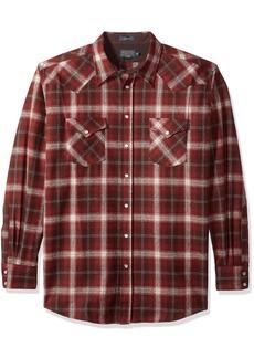 Pendleton Men's Big Long Sleeve Canyon Shirt  LG-Tall