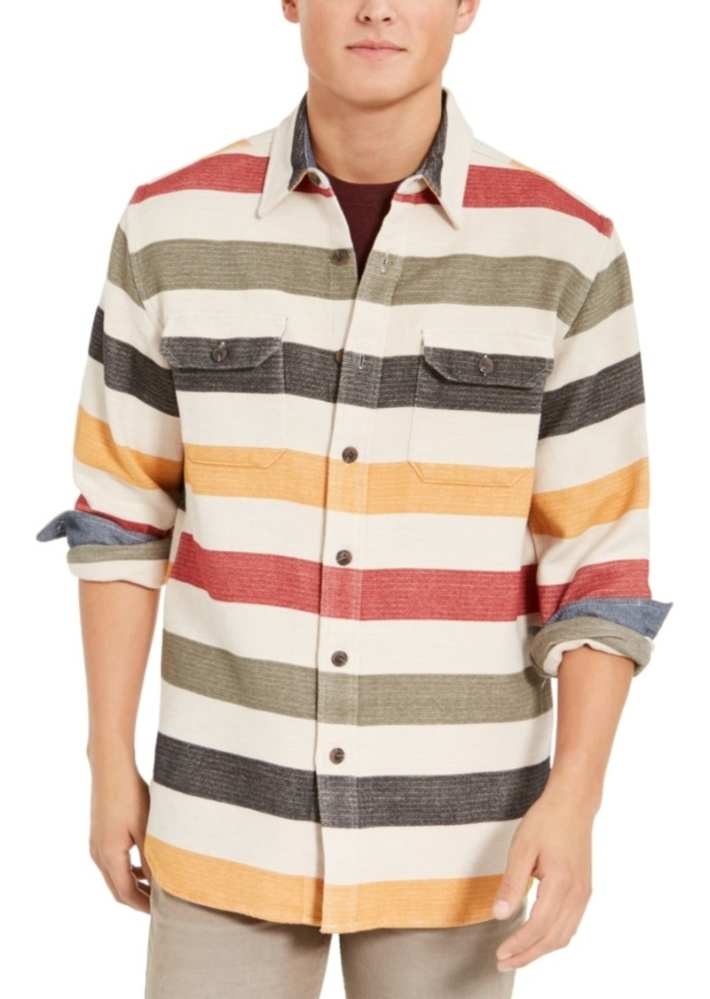 Pendleton Men's Blanket Stripe Overshirt