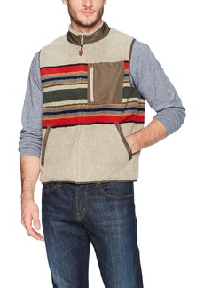 Pendleton Men's Camp Stripe Vest  XL