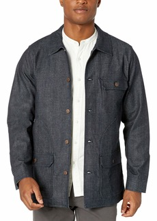 Pendleton Men's Denim Chore Coat Dark MD