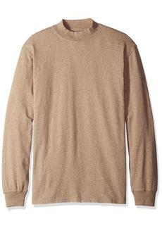 Pendleton Men's Deschutes Mock Neck Shirt  LG