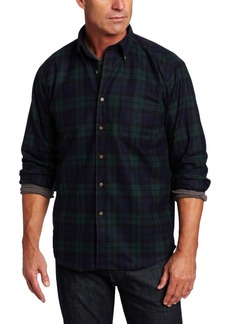 Pendleton Men's Long Sleeve Button Front Classic-fit Fireside Shirt  LG
