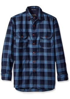 Pendleton Men's Long Sleeve Fitted Buckley Shirt  LG