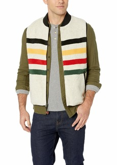 Pendleton Men's  Fleece Vest MD