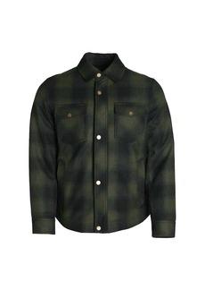 Pendleton Men's Hood River Shirt Jacket