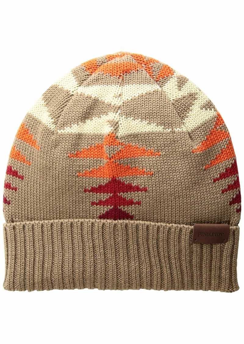 Pendleton Men's Knit Beanie Cap