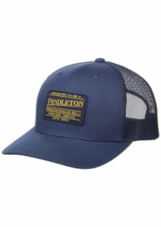Pendleton Men's Large Patch Trucker Hat  ONE Size