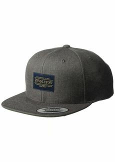 Pendleton Men's Logo Flat Brim Hat  ONE Size