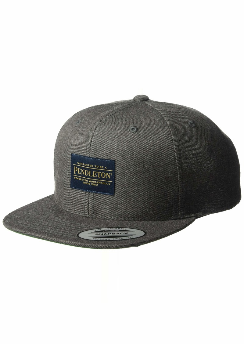 Pendleton Men's Logo Flat Brim Hat  ONE Size