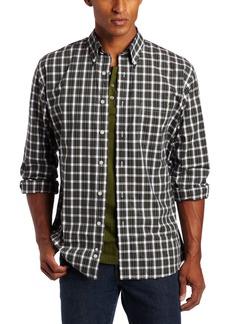 Pendleton Men's Long Sleeve Boulevard Cotton Button Down Shirt