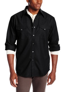 Pendleton Men's Long Sleeve Button Front Classic-Fit Canyon Shirt  MD