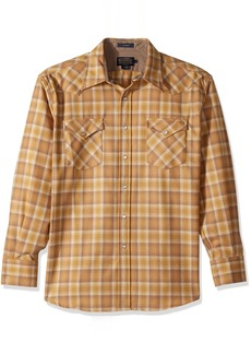 Pendleton Men's Long Sleeve Button Front Classic-fit Canyon Shirt  XL