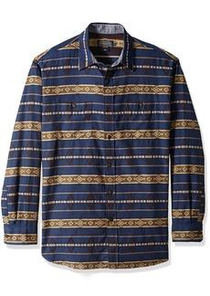 Pendleton Men's Long Sleeve Button Front Classic-fit Kyler Archive Shirt  MD