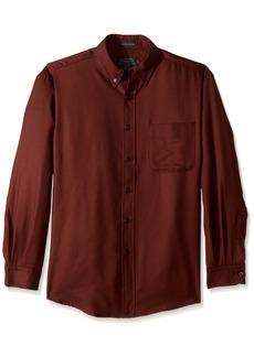 Pendleton Men's Long Sleeve Button Front Classic-fit Sir Pendleton Shirt  SM
