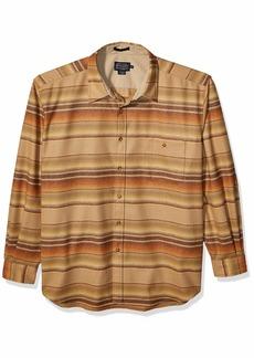 Pendleton Men's Long Sleeve Button Front Classic-fit Trail Shirt  XXL