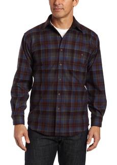 Pendleton Men's Long Sleeve Button Front Classic-Fit Trail Shirt Past Season  MD