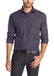 Pendleton Men's Long Sleeve Button Front Forester Shirt  LG