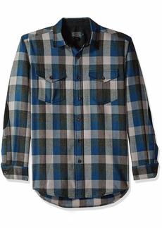 Pendleton Men's Long Sleeve Button Front Moonrise Outdoor Shirt  MD