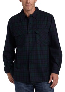 Pendleton Men's Long Sleeve Classic-Fit Board Shirt  SM
