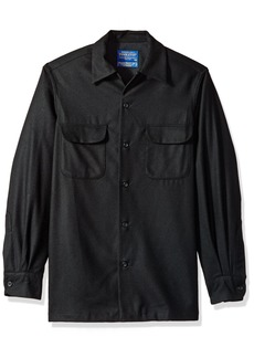 Pendleton Men's Long Sleeve Classic-Fit Board Shirt  XS