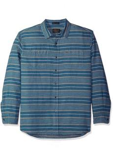 Pendleton Men's Long Sleeve Classic-fit Kay Street Shirt  MD