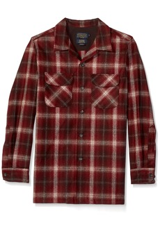 Pendleton Men's Long Sleeve Fitted Board Shirt  XXL