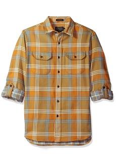 Pendleton Men's Long Sleeve Fitted Fairbank Shirt