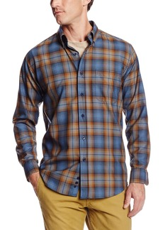 Pendleton Men's Long Sleeve Fitted Sir Pen Shirt