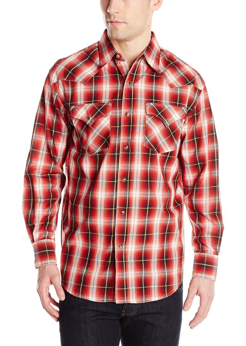 Pendleton Men's Long Sleeve Frontier Shirt  X-Large
